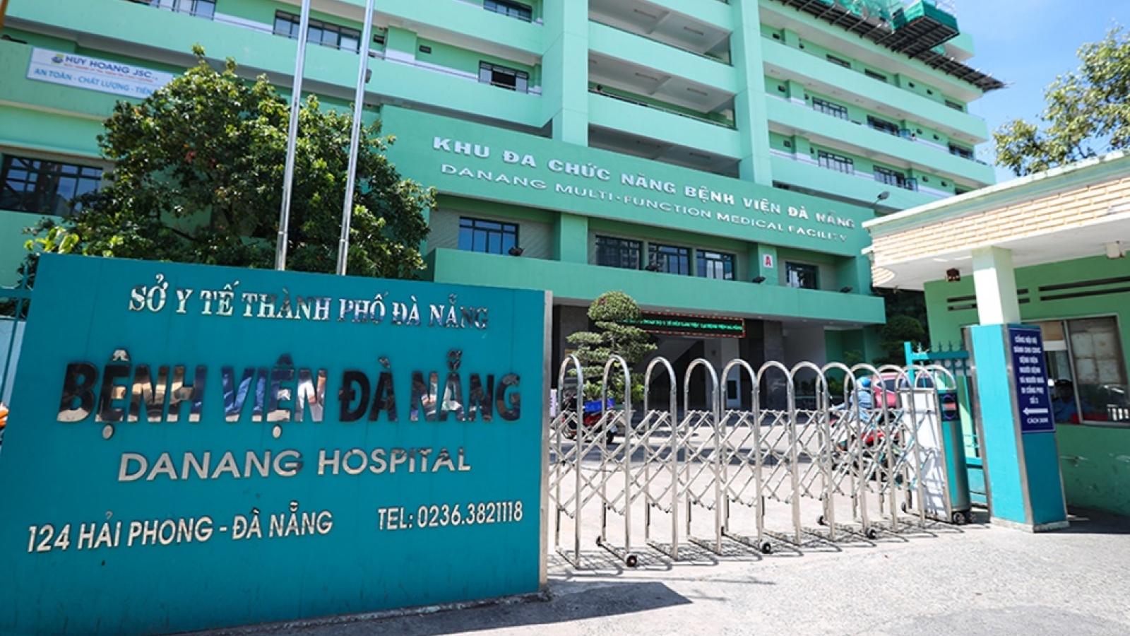 BN 416 mắc Covid-19 tại Đà Nẵng có thể cai ECMO trong những ngày tới