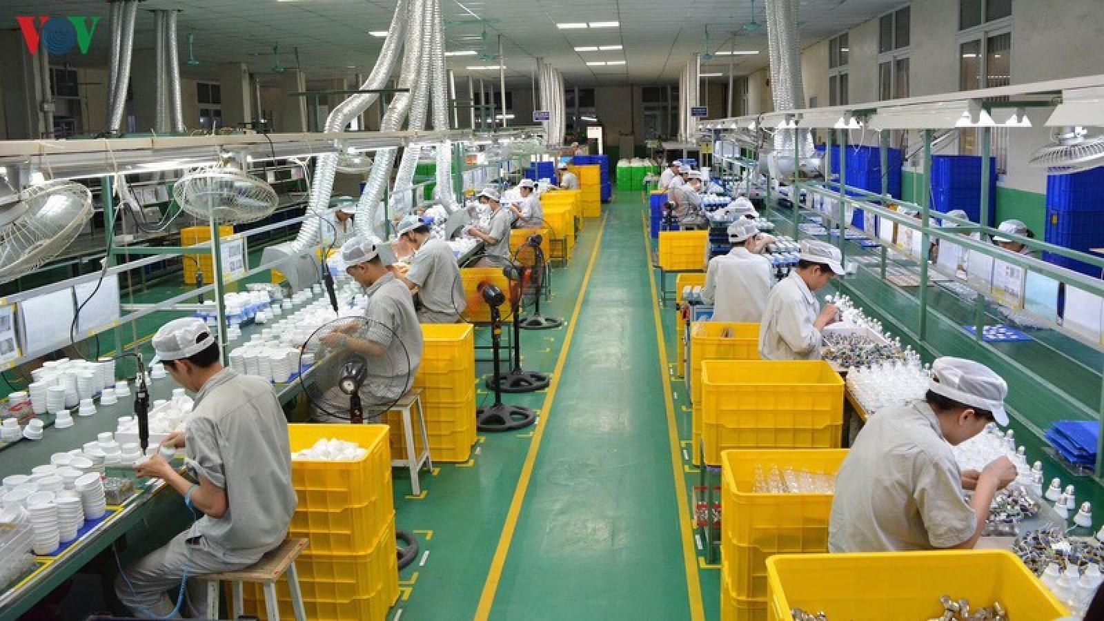 Hỗ trợ doanh nghiệp Việt Nam phát triển chuỗi giá trị bền vững