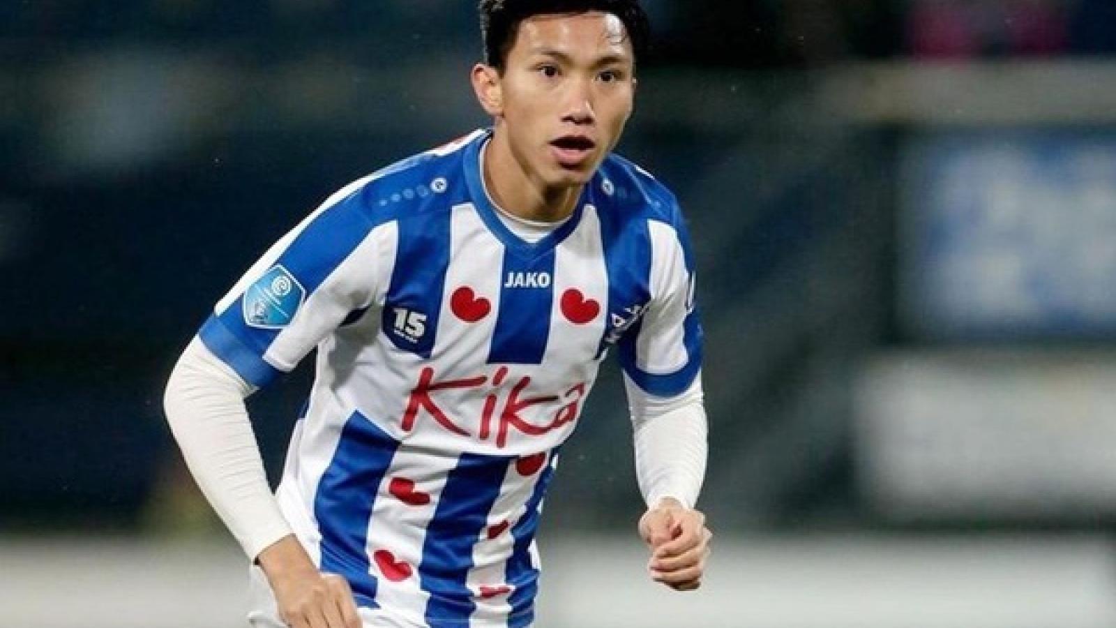 """HLV Heerenveen: """"Sẽ tốt hơn nếu Văn Hậu ở lại"""""""