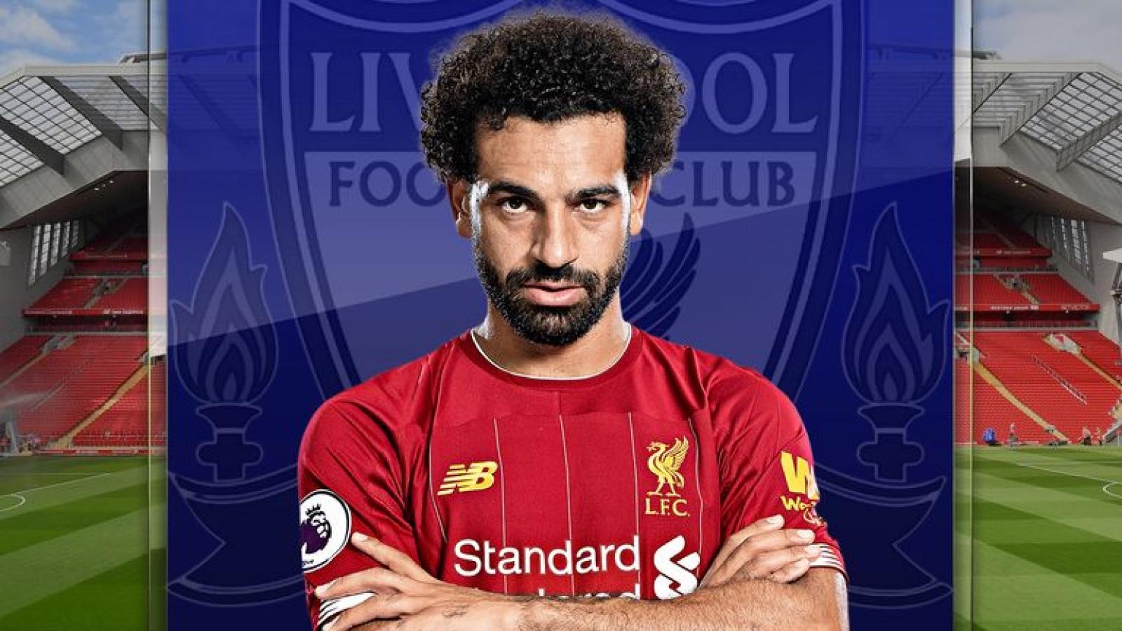 Đội hình dự kiến của Liverpool trước Arsenal: Cột mốc đang chờ Mohamed Salah