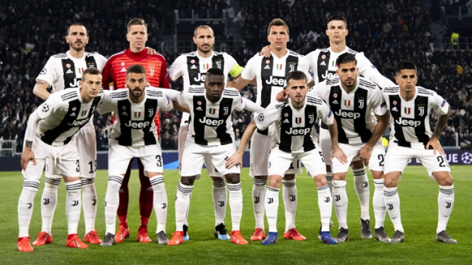 Đội hình dự kiến Juventus - Lazio: Ronaldo đua Vua phá lưới Serie A với Immobile
