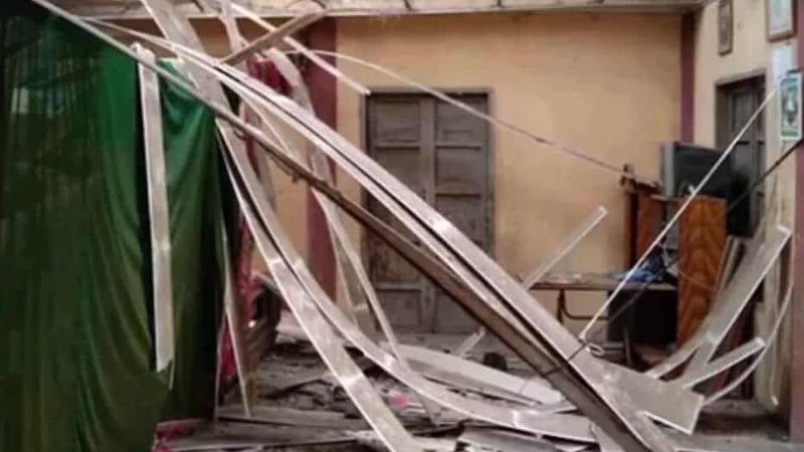 Khẩn trương khắc phục hậu quả các trận động đất xảy ra tại Sơn La