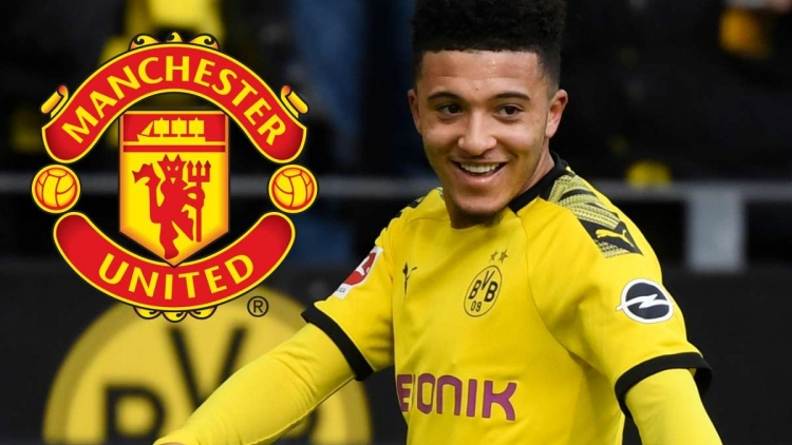 Dortmund đồng ý bán Sancho, cổ động viên MU nín thở chờ đợi