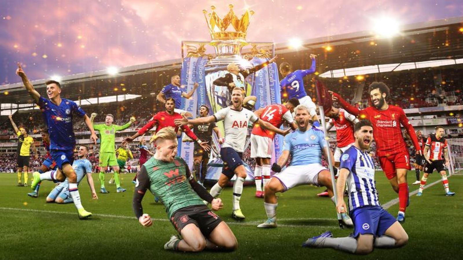 Dự đoán kết quả vòng cuối Premier League: Liverpool cán mốc 99 điểm