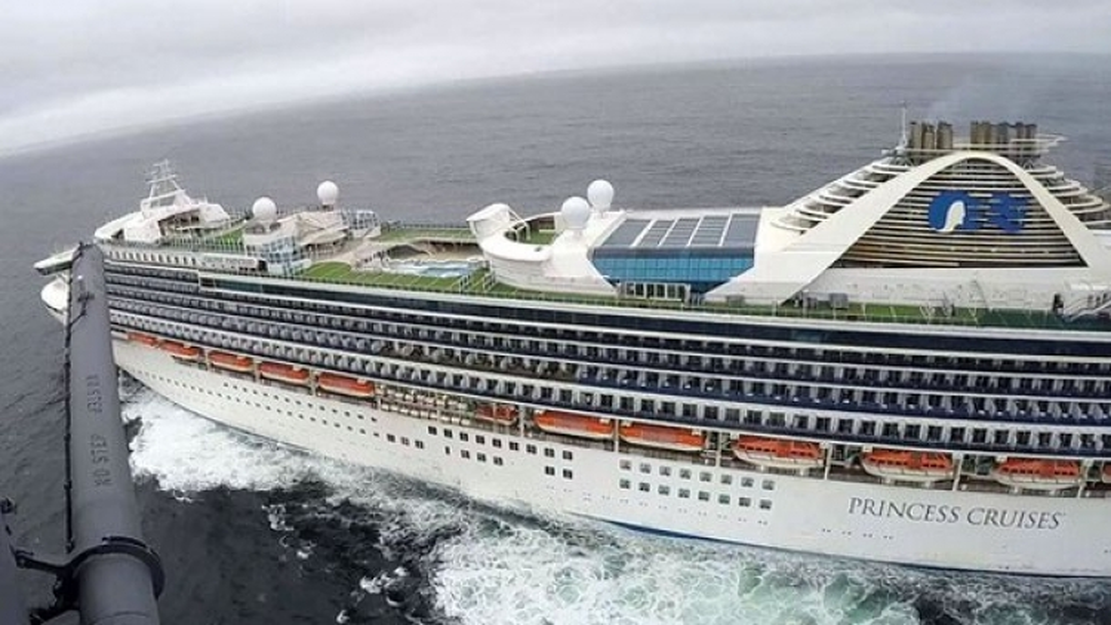 Mỹ cấm du lịch bằng tàu biển đến cuối tháng 9 do Covid-19 bùng phát