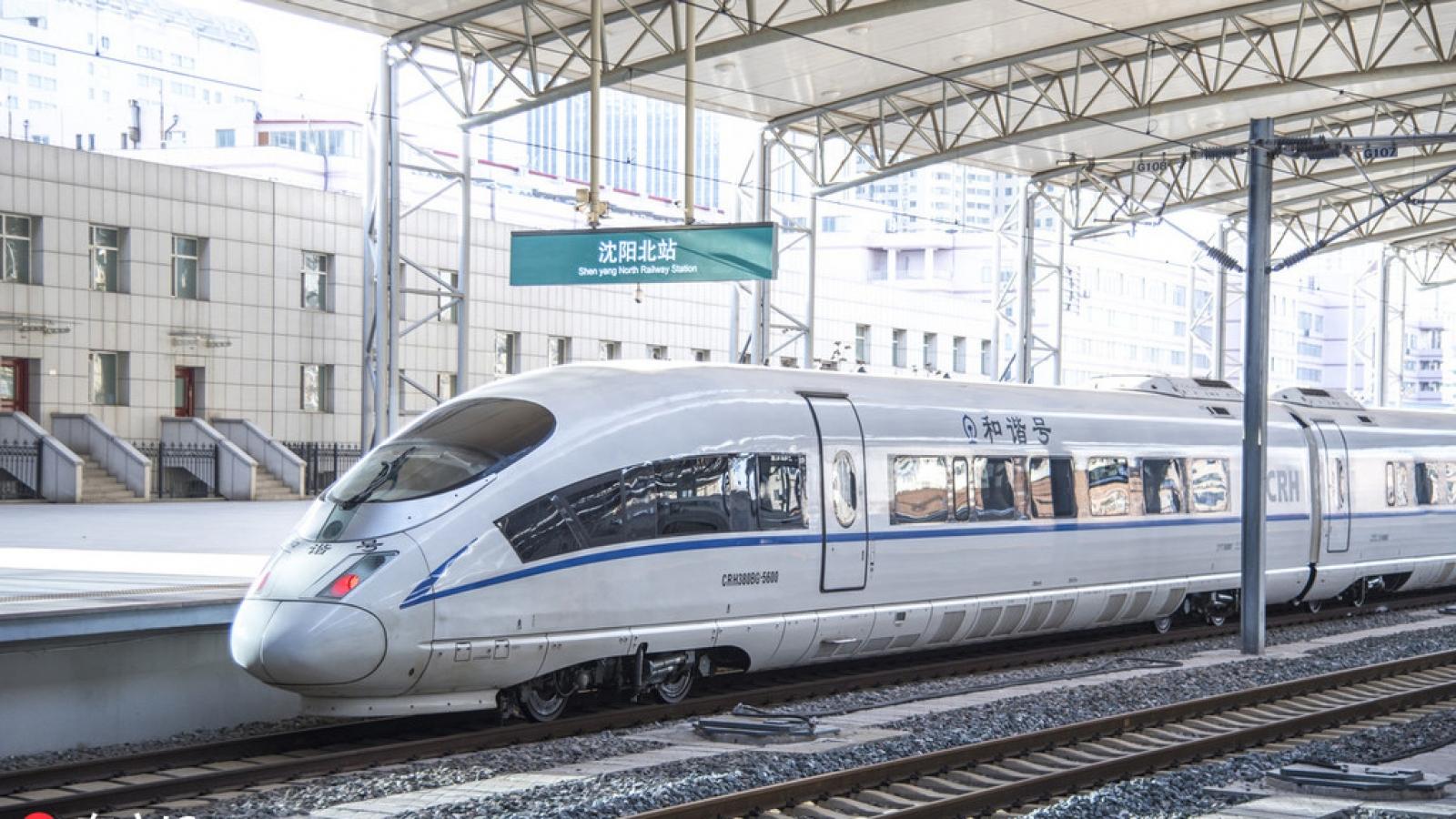 Trung Quốc dự kiến xây thêm 4.400km đường sắt trong năm 2020