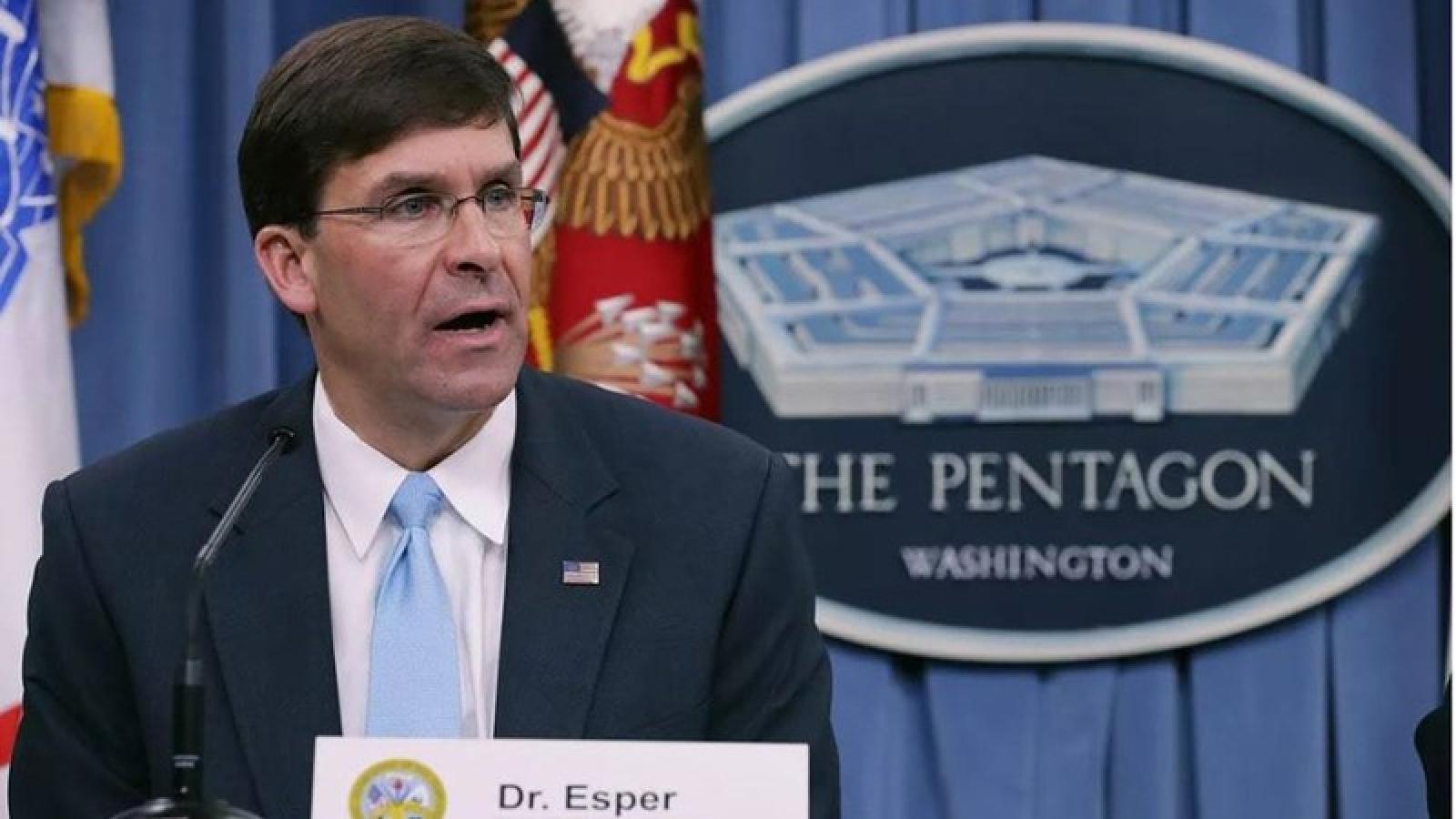 Lầu Năm Góc kêu gọi NATO tăng chi tiêu quốc phòng để ngăn chặn Nga