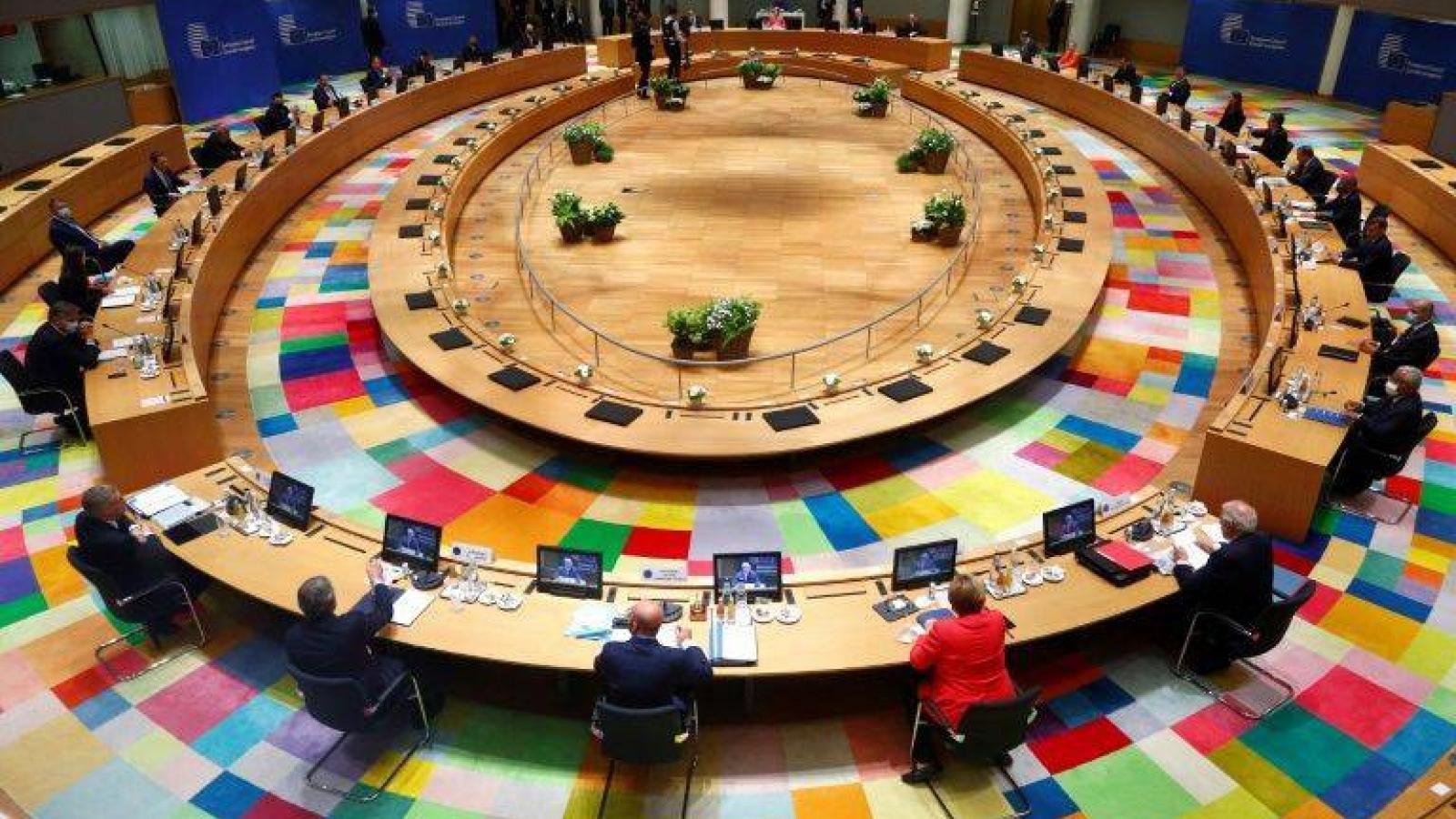 EU chưa tìm được tiếng nói chung trong kế hoạch phục hồi 750 tỷ Euro