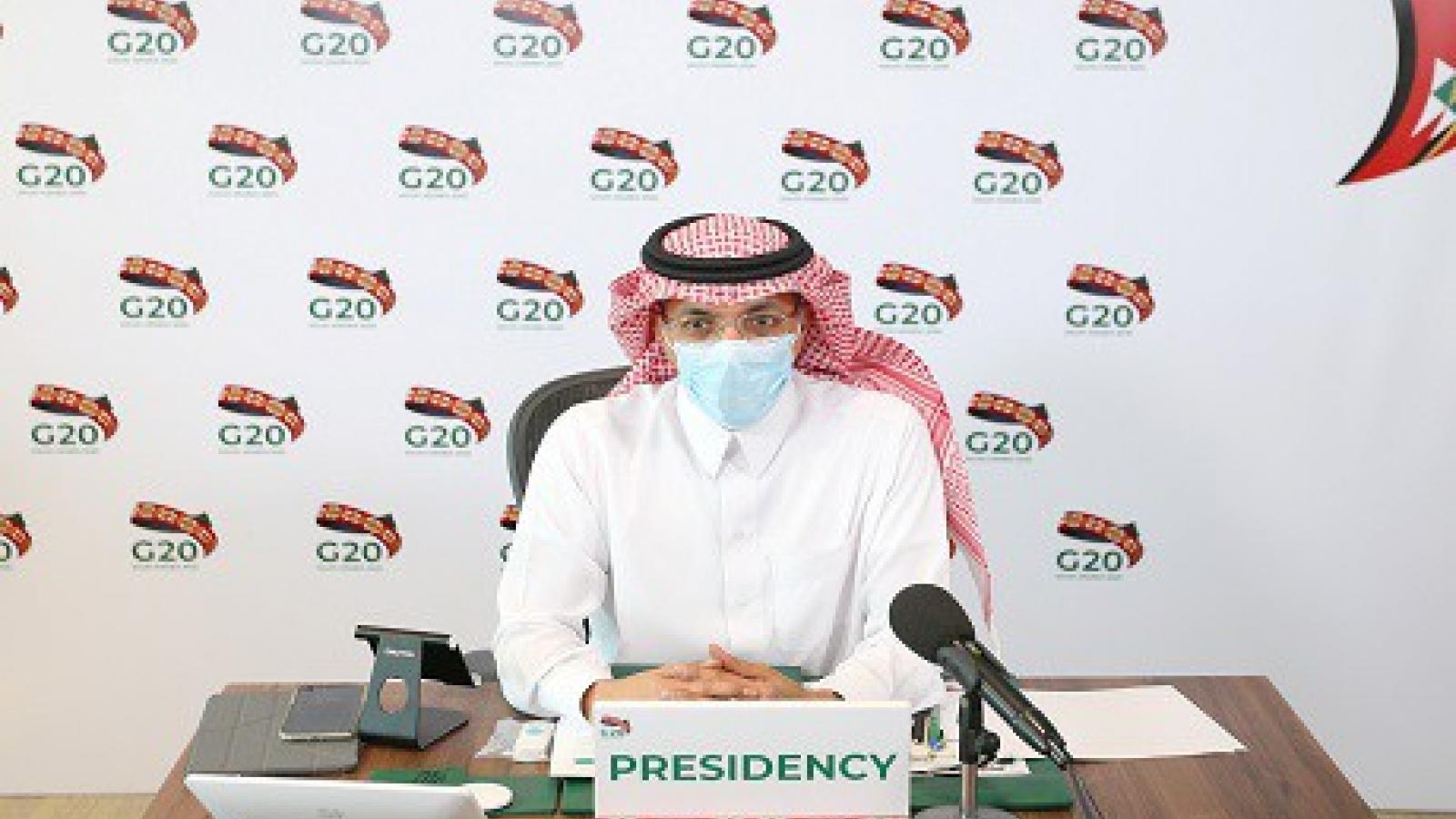 G20 đàm phán về phục hồi kinh tế toàn cầu sau khủng hoảng Covid-19