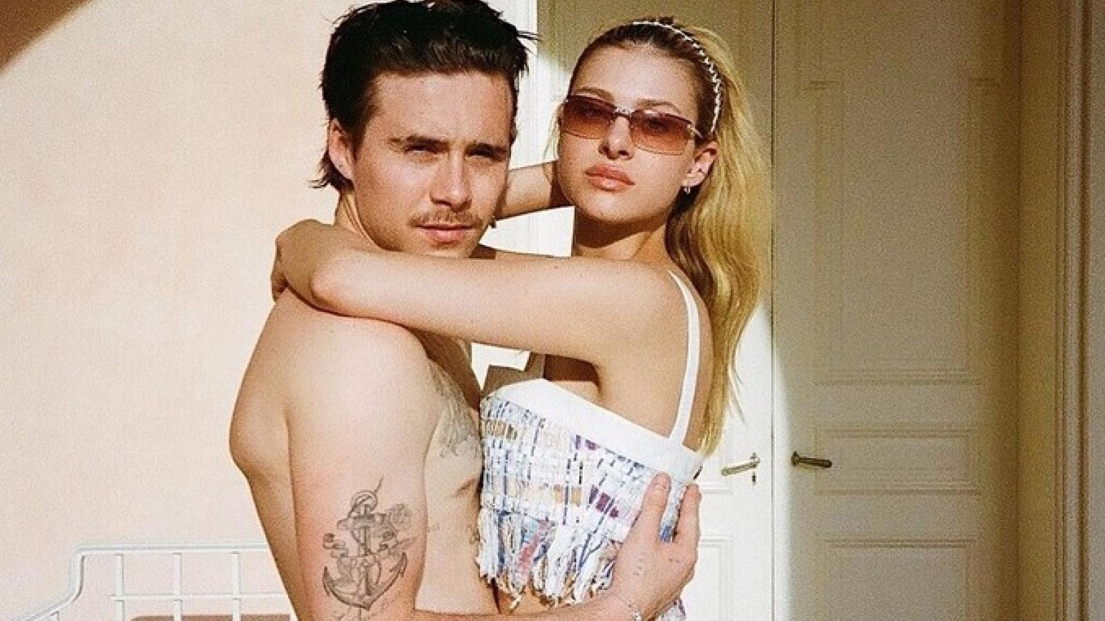 Bạn gái cũ kinh ngạc khi Brooklyn Beckham chuẩn bị kết hôn
