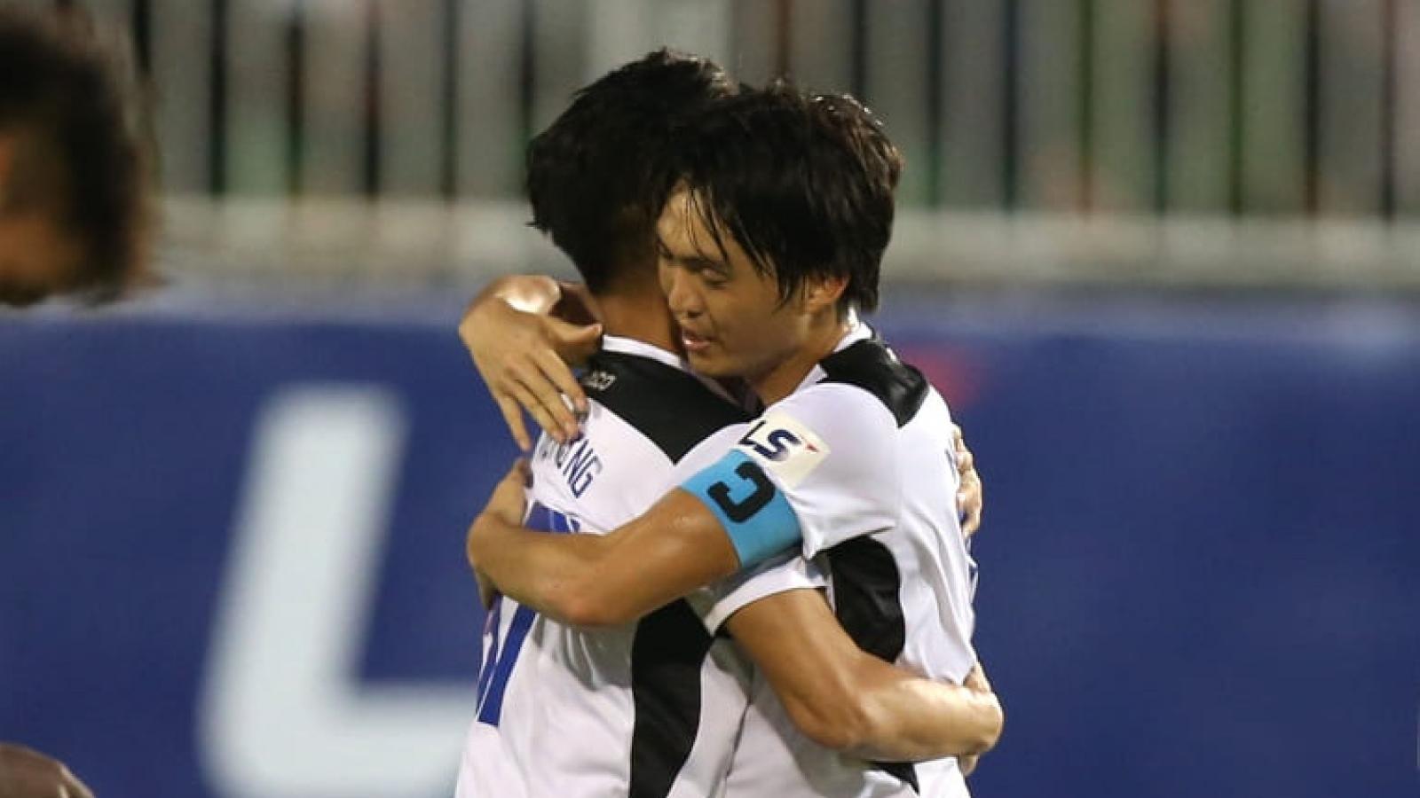 BXH vòng 10 V-League 2020: Sài Gòn FC bứt tốp, HAGL vẫn trên Hà Nội FC