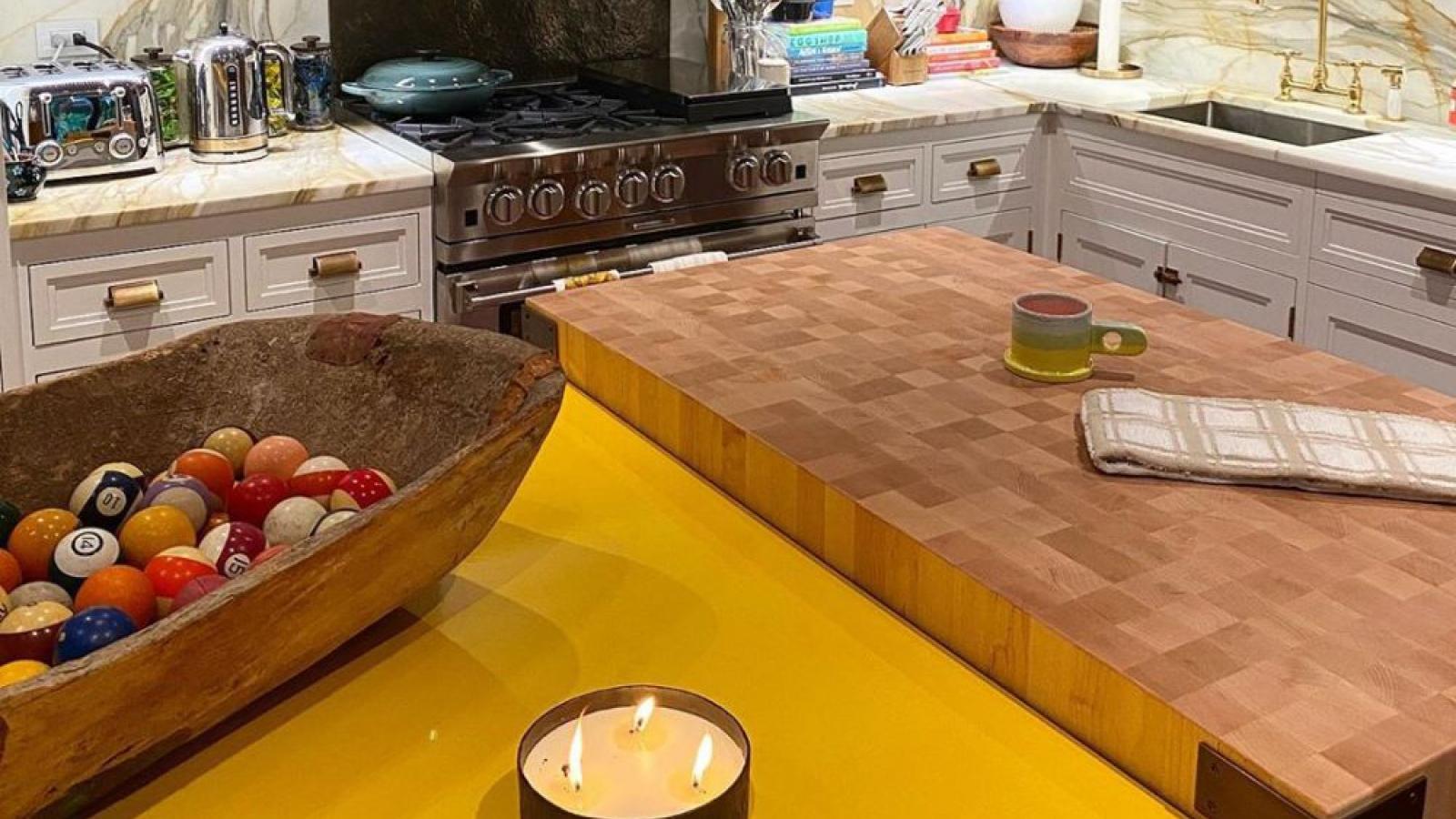 Gigi Hadid cải tạo căn biệt thự ở New York theo phong cách boho-chic