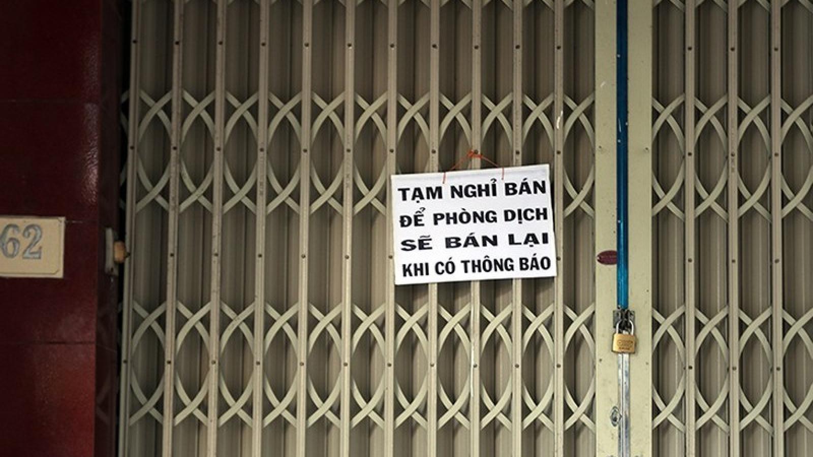 Đà Nẵng xử lý một cửa hàng thực phẩm vẫn kinh doanh