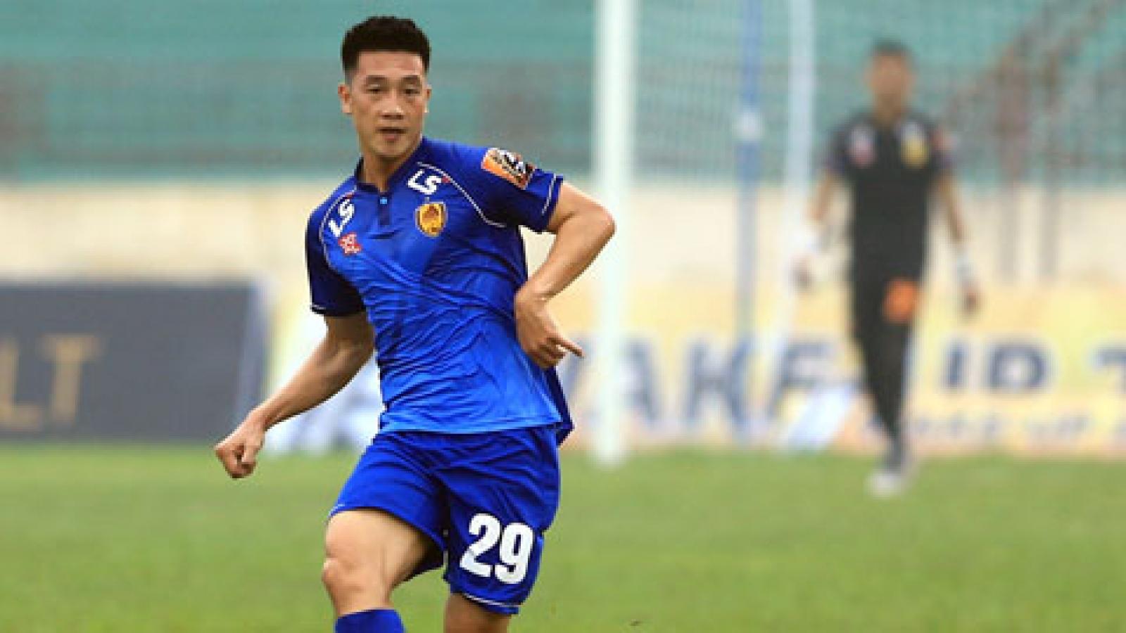 """""""Máy quét"""" của thầy Park sút tung lưới SLNA ở vòng 8 V-League 2020"""