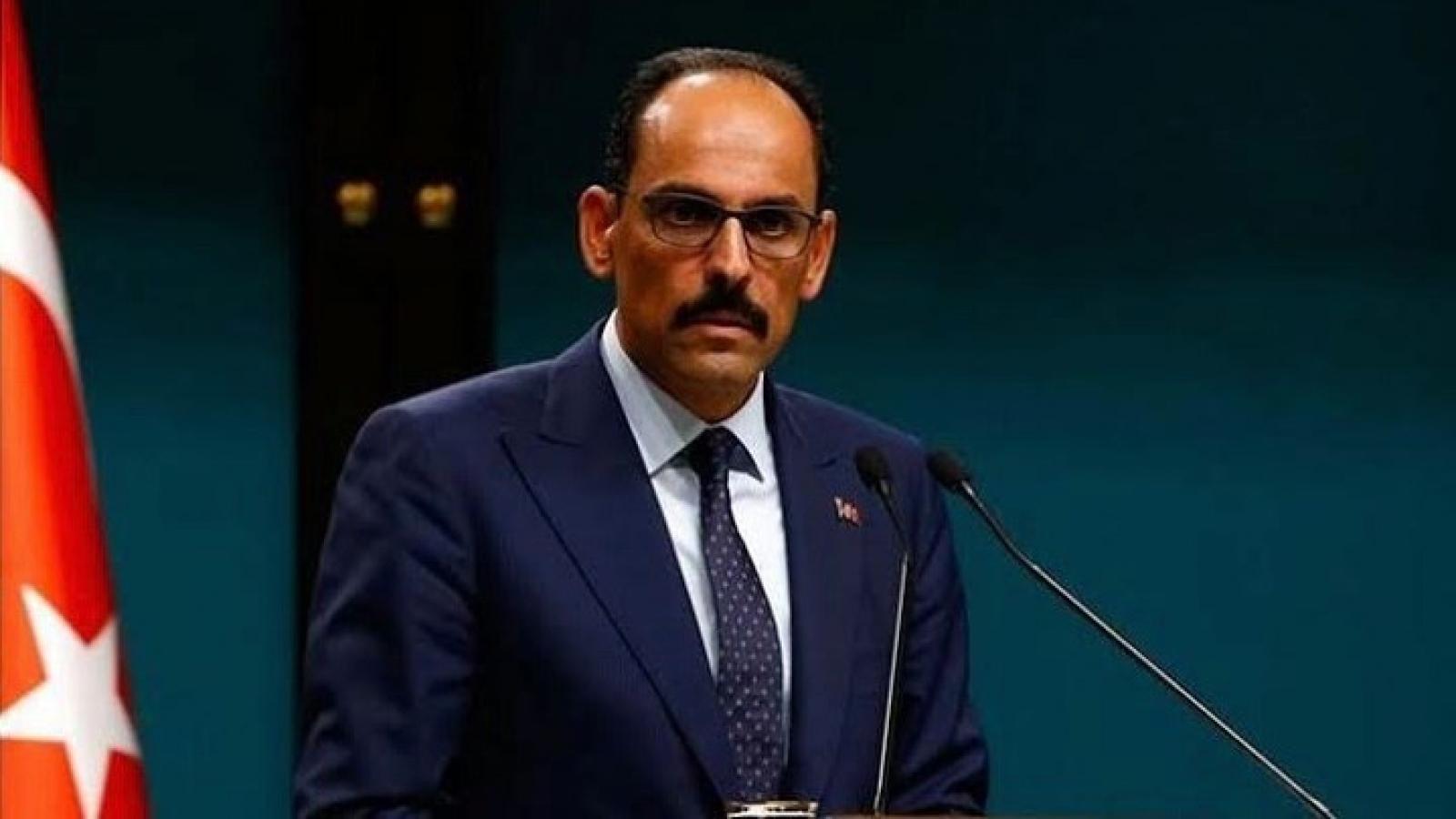 Động thái mới hạ nhiệt căng thẳng giữa Thổ Nhĩ Kỳ và Hi Lạp