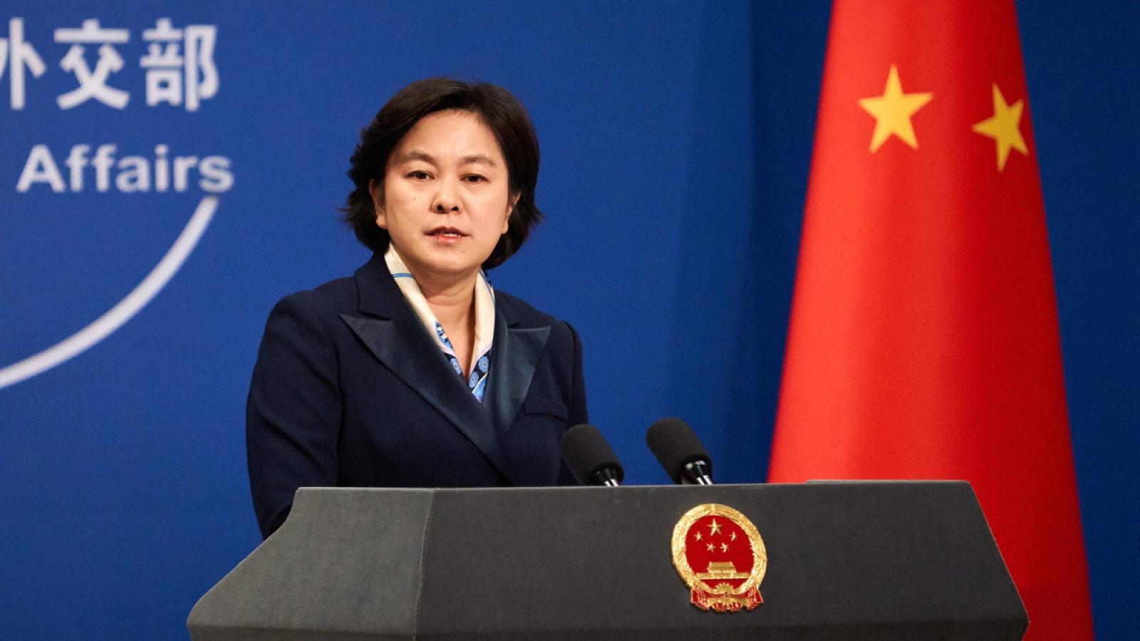 Trung Quốc trừng phạt 1 ủy ban và 4 cá nhân Mỹ về vấn đề Tân Cương
