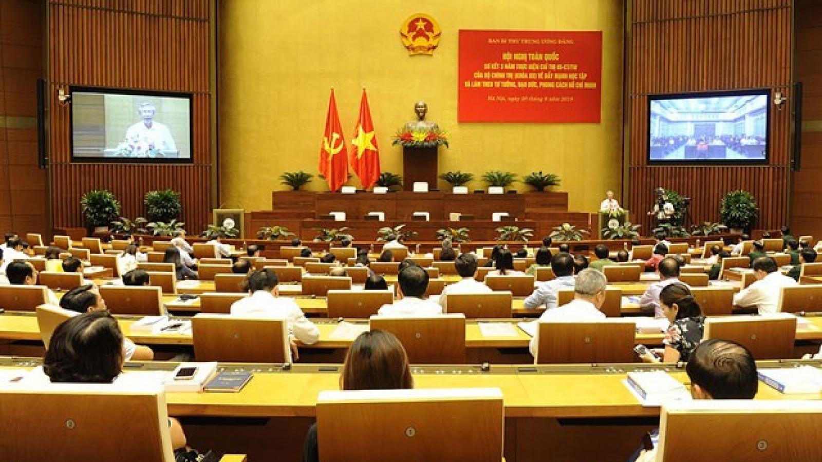 Đại hội Đảng và thách thức trục lợi chính sách