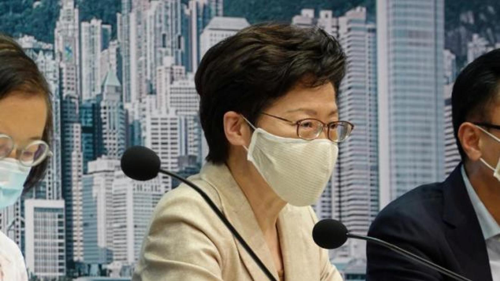 Hong Kong dự kiến hoãn bầu cử vì Covid-19