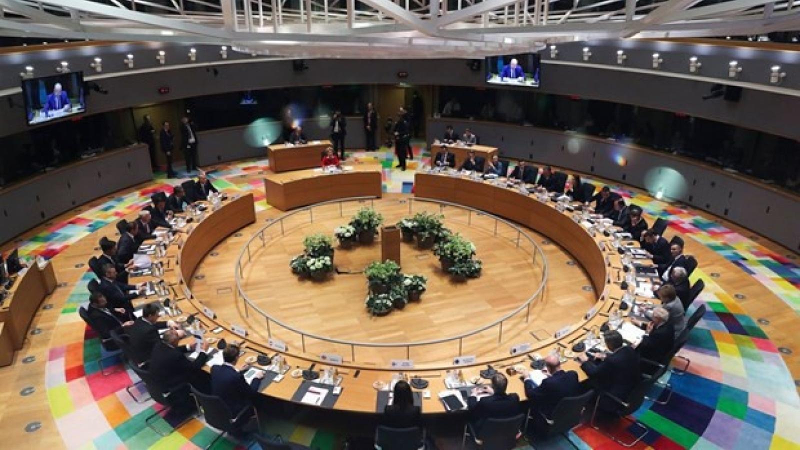 Hội nghị Thượng đỉnh EU: Phép thử đoàn kết trước sóng gió nội bộ