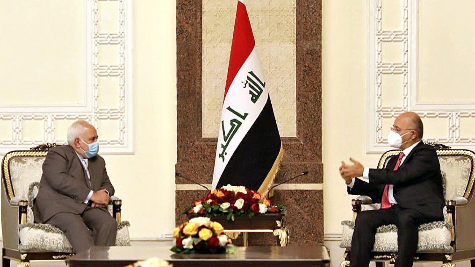 Iran và Iraq: Khẳng định tầm quan trọng hợp tác khu vực