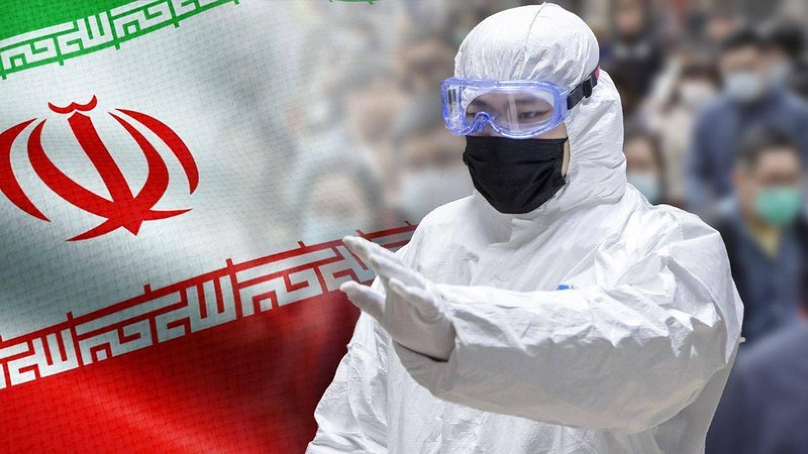 Giới chức Iran diễn giải lại thông tin 25 triệu người dân mắc Covid-19