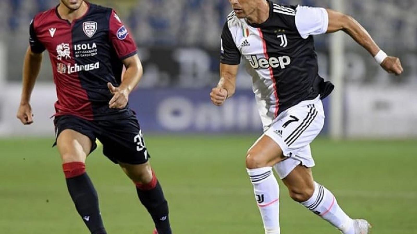 Juventus thảm bại, Ronaldo gần như hết cơ hội đoạt giày Vàng châu Âu