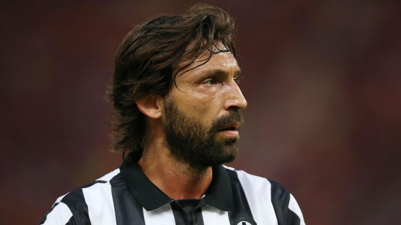 Andrea Pirlo bất ngờ trở lại Juventus sau 5 năm xa cách
