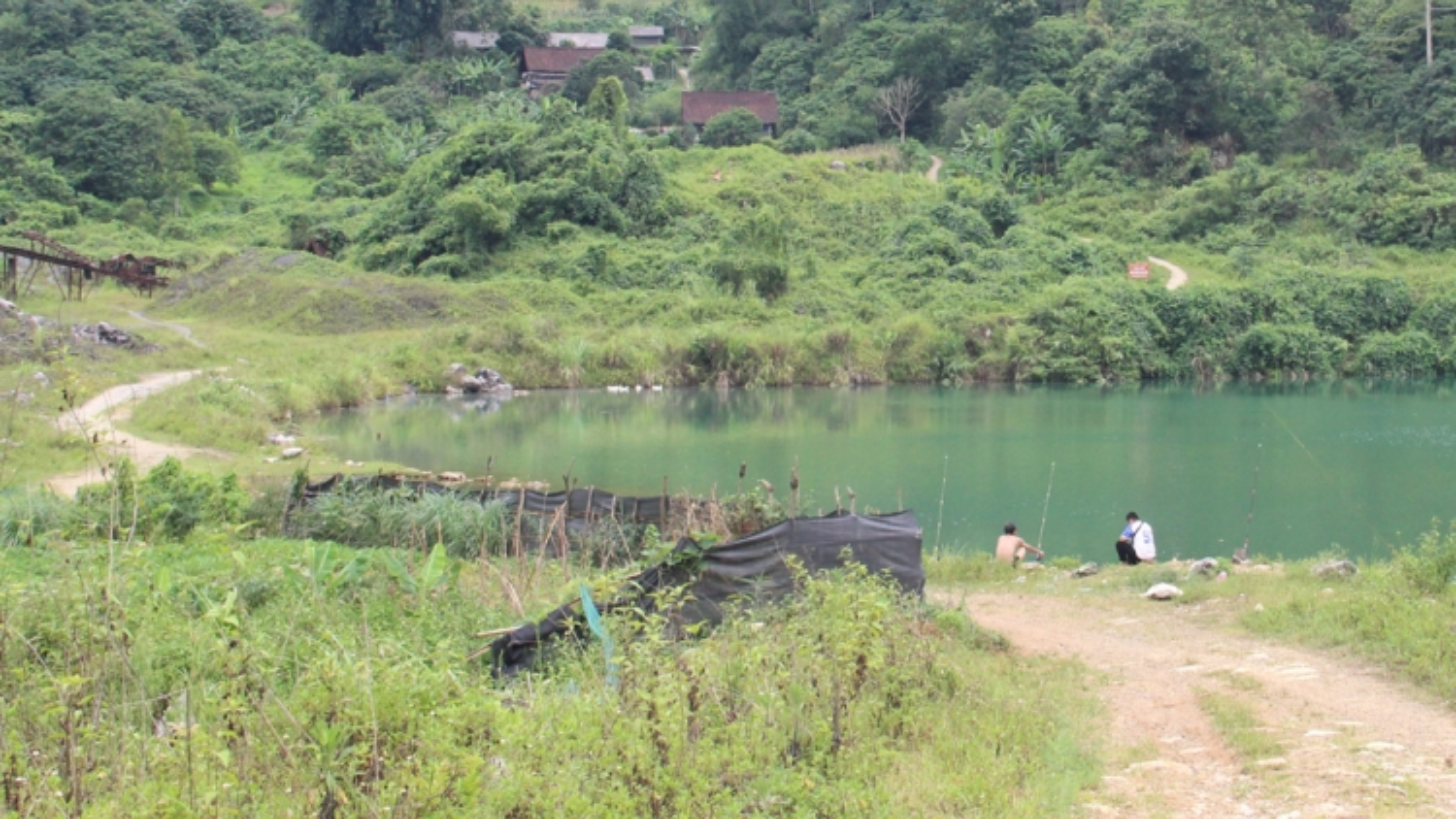 Cần sớm thực hiện hoàn thổ mỏ sắt Boong Quang (Cao Bằng)