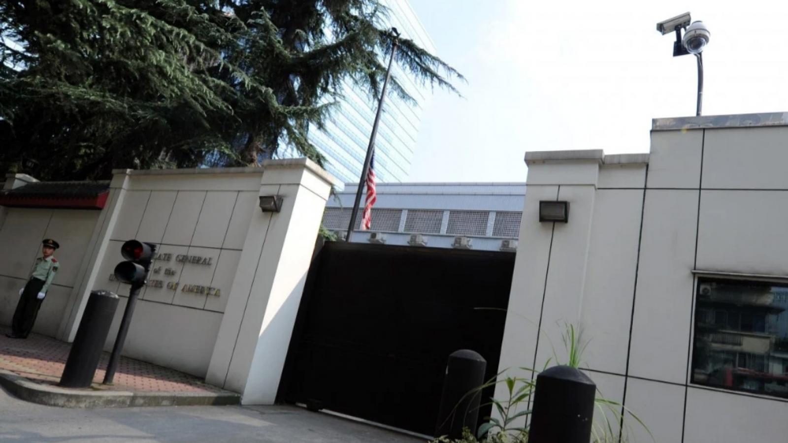 SCMP: Trung Quốc có thể đóng cửa lãnh sự quán Mỹ ở Thành Đô