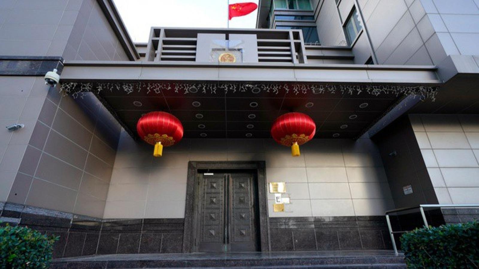Mỹ chuẩn bị cho các biện pháp trả đũa ngoại giao từ Trung Quốc