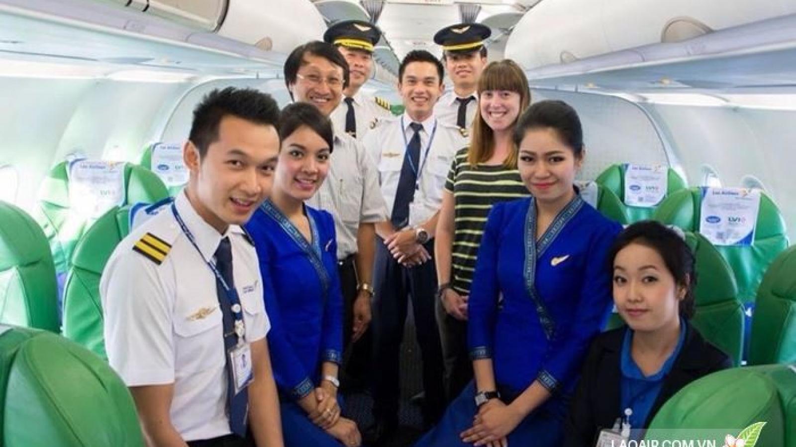 Lào chuẩn bị phục hồi đường bay Hà Nội - Vientiane