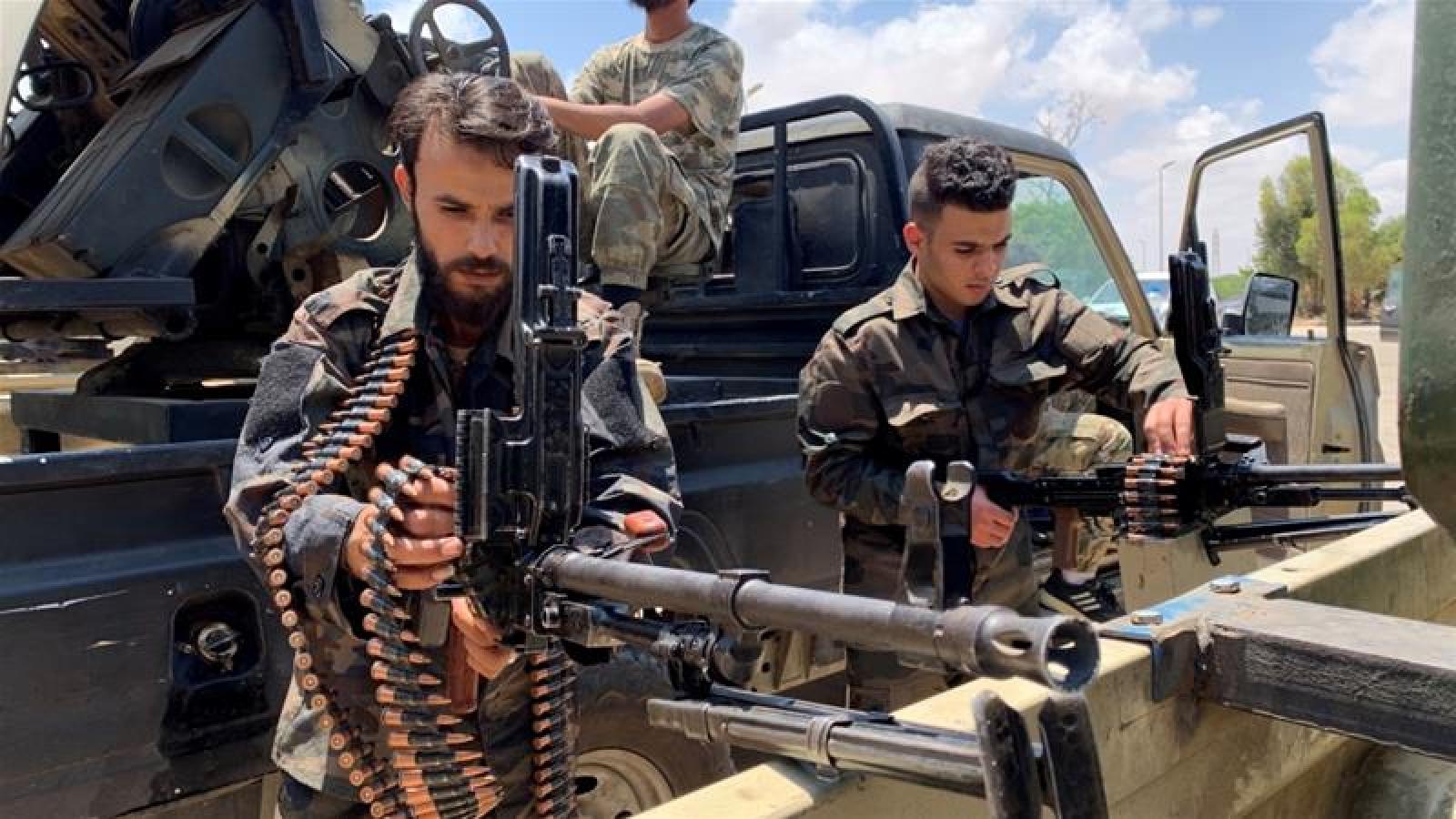 Can thiệp vào Libya, Ai Cập và Thổ Nhĩ Kỳ đang châm ngòi chiến tranh?
