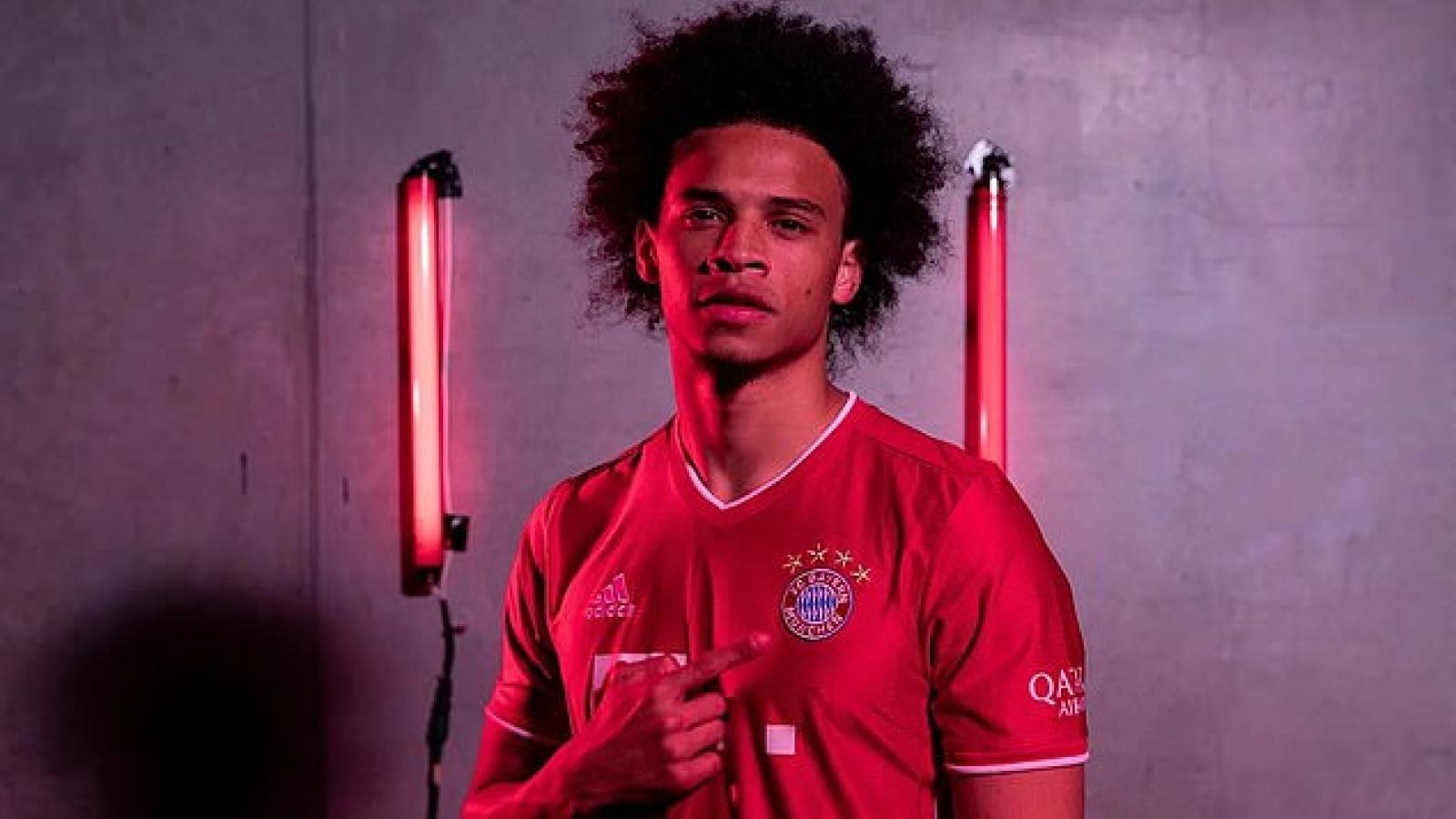 Bayern phải xin lỗi Man City vì ra mắt Leroy Sane ở thời điểm vô duyên