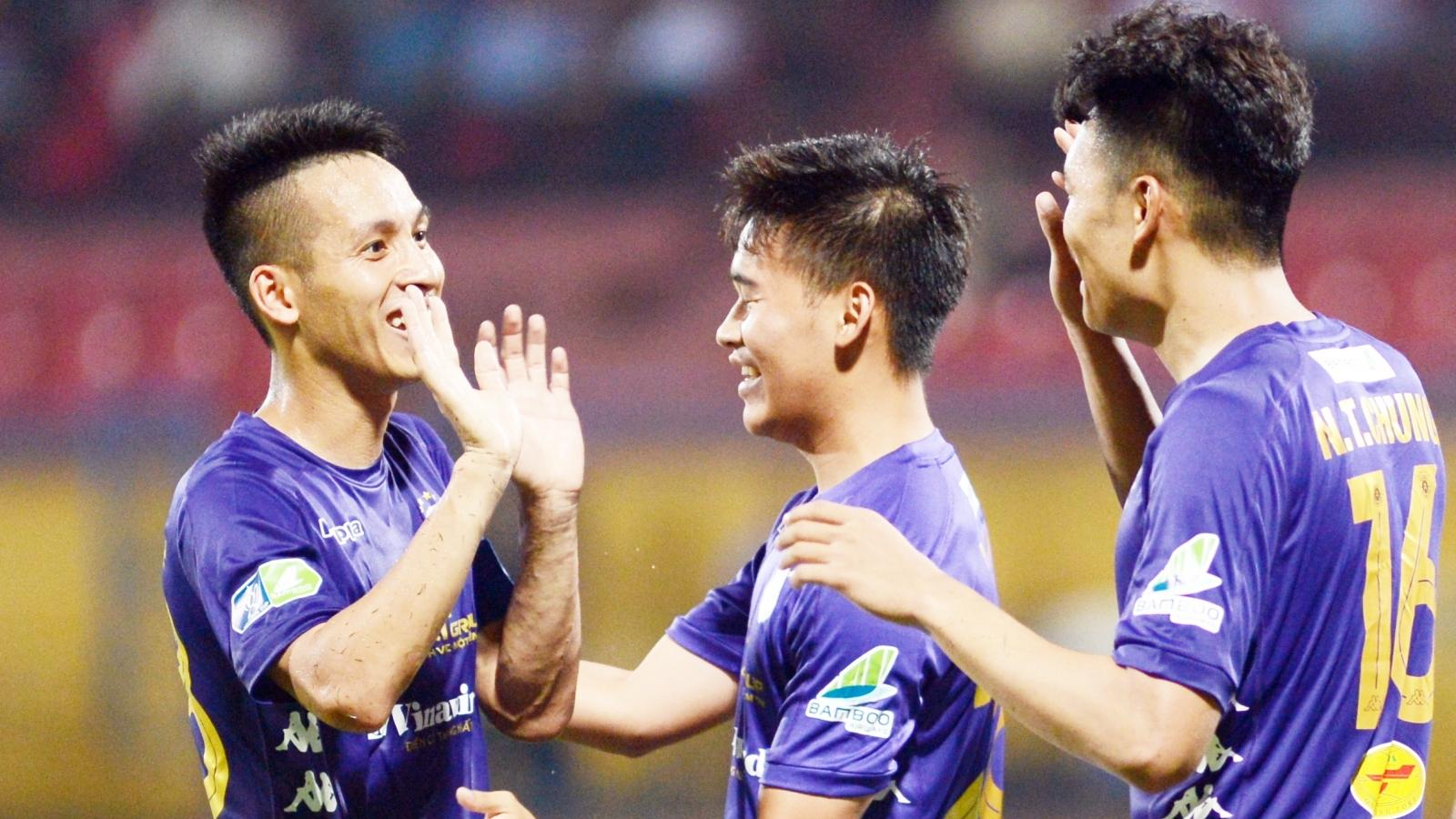 Lịch thi đấu vòng 9 V-League 2020: HAGL và Hà Nội FC gặp khó