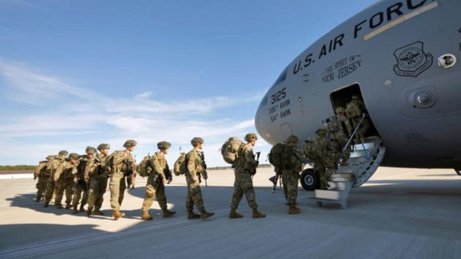 Mỹ rút quân khỏi Đức: Chiến lược hay sự bất mãn?