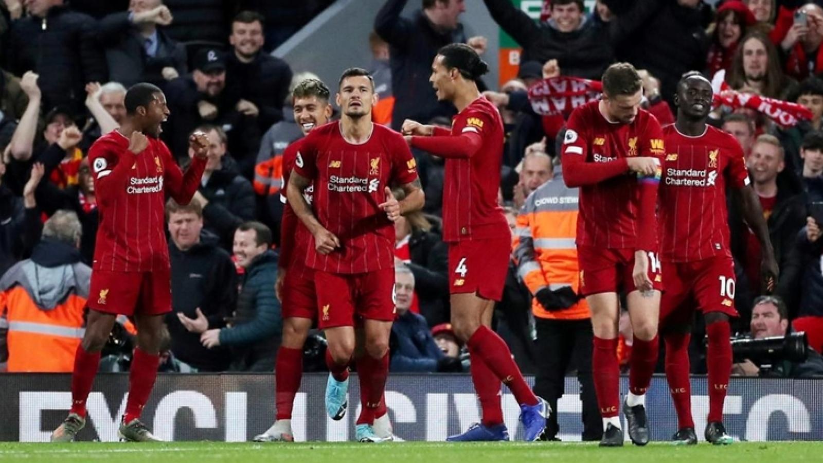 """Liverpool là đội bóng lớn được """"nghỉ Hè"""" nhiều nhất"""