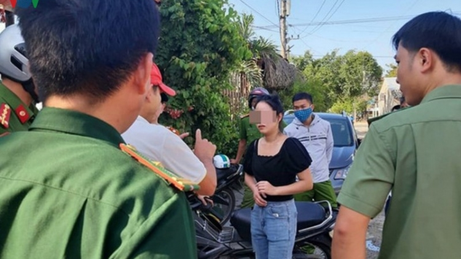 Vụ 21 người Trung Quốc nhập cảnh trái phép: 17 người không có giấy tờ