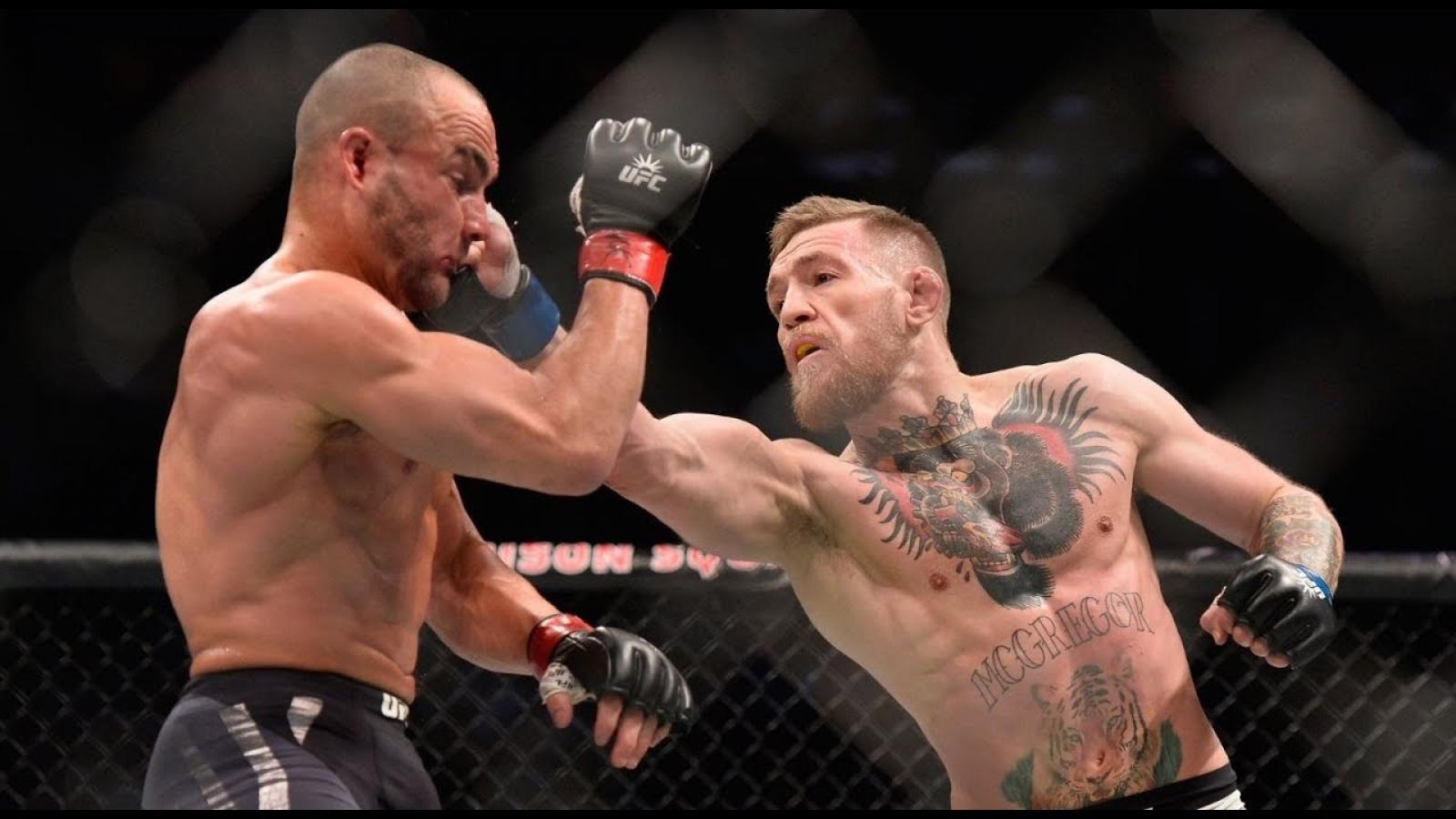 """VIDEO: Những pha ra đòn khiến cả thế giới """"choáng váng"""" của Conor McGregor"""