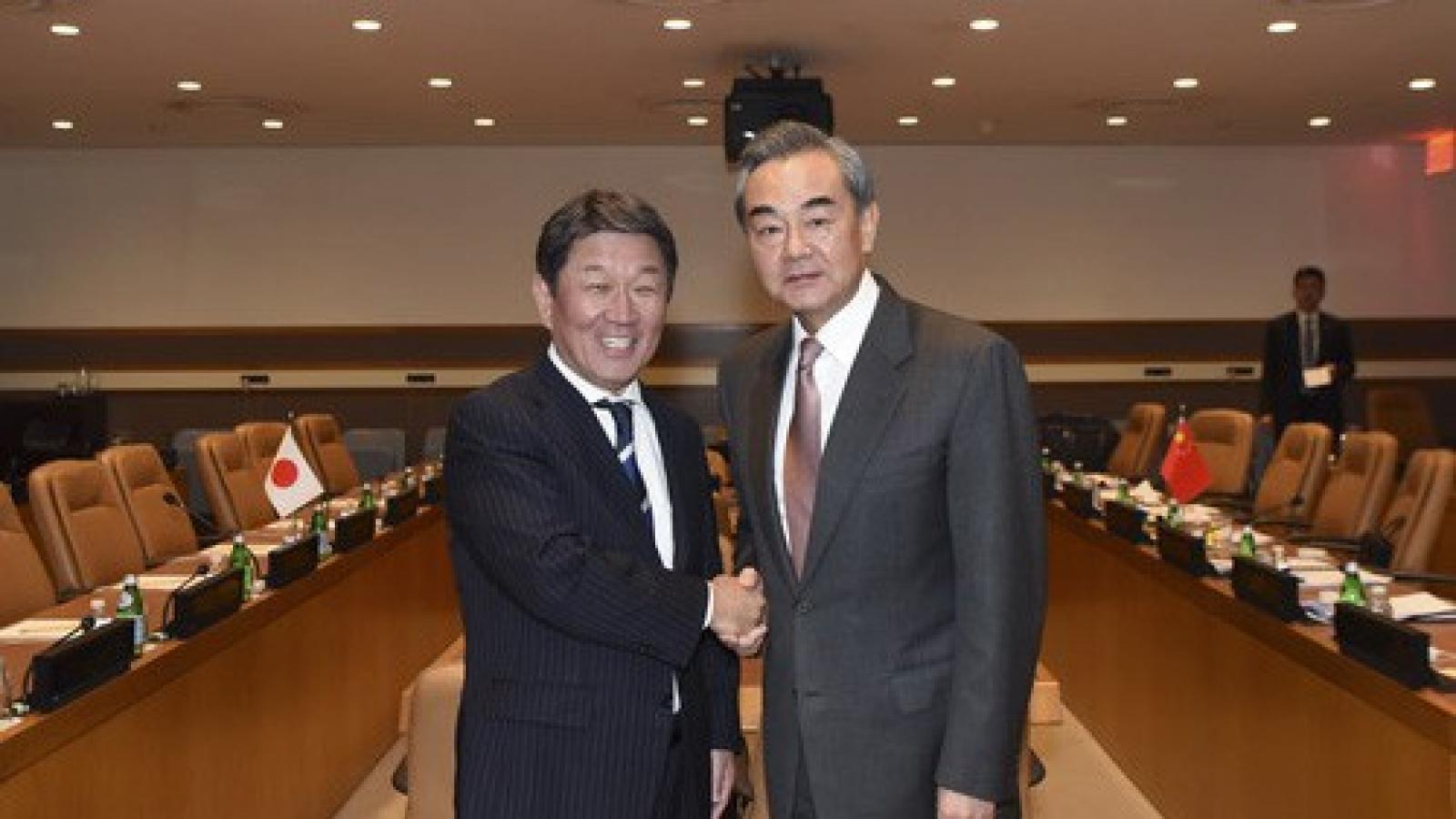 Trung – Nhật: Thúc đẩy hợp tác giai đoạn hậu đại dịch