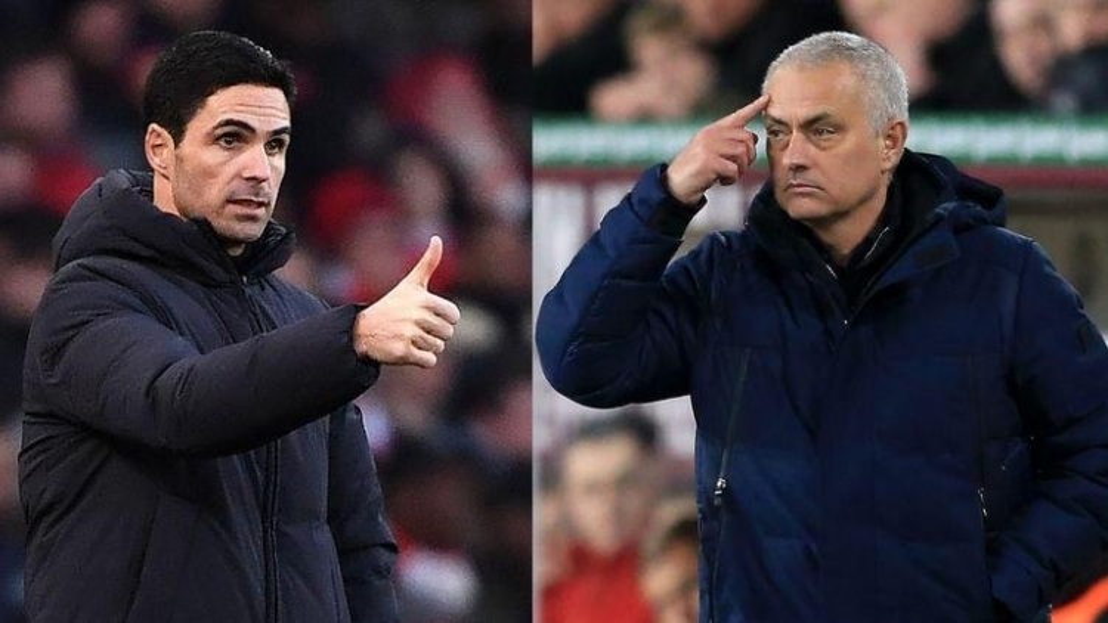 Tottenham - Arsenal: Mourinho, Arteta và dấu hỏi về tương lai?