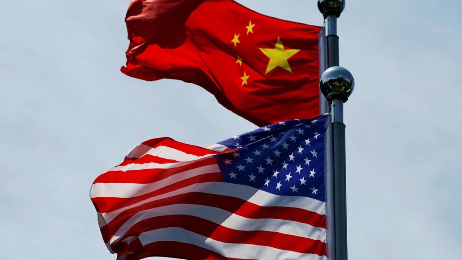 """Quan hệ Mỹ - Trung liệu có rơi vào """"Chiến tranh Lạnh""""?"""