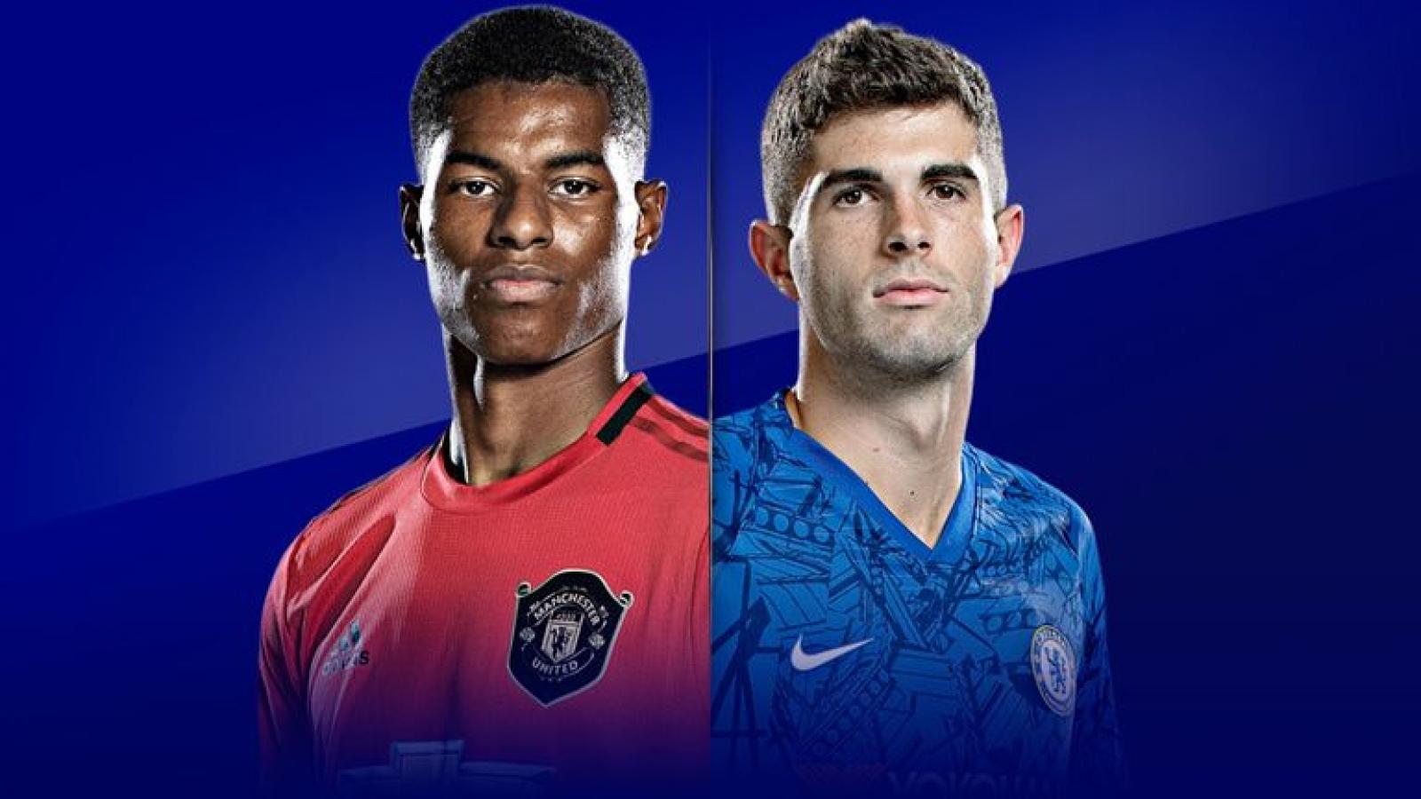 MU - Chelsea: Chung kết FA Cup vẫy gọi
