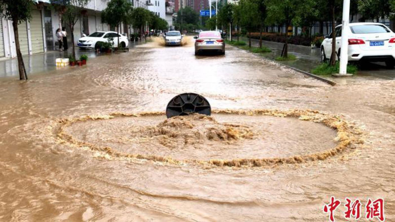 Gần 50 triệu người ở Trung Quốc bị ảnh hưởng bởi thiên tai