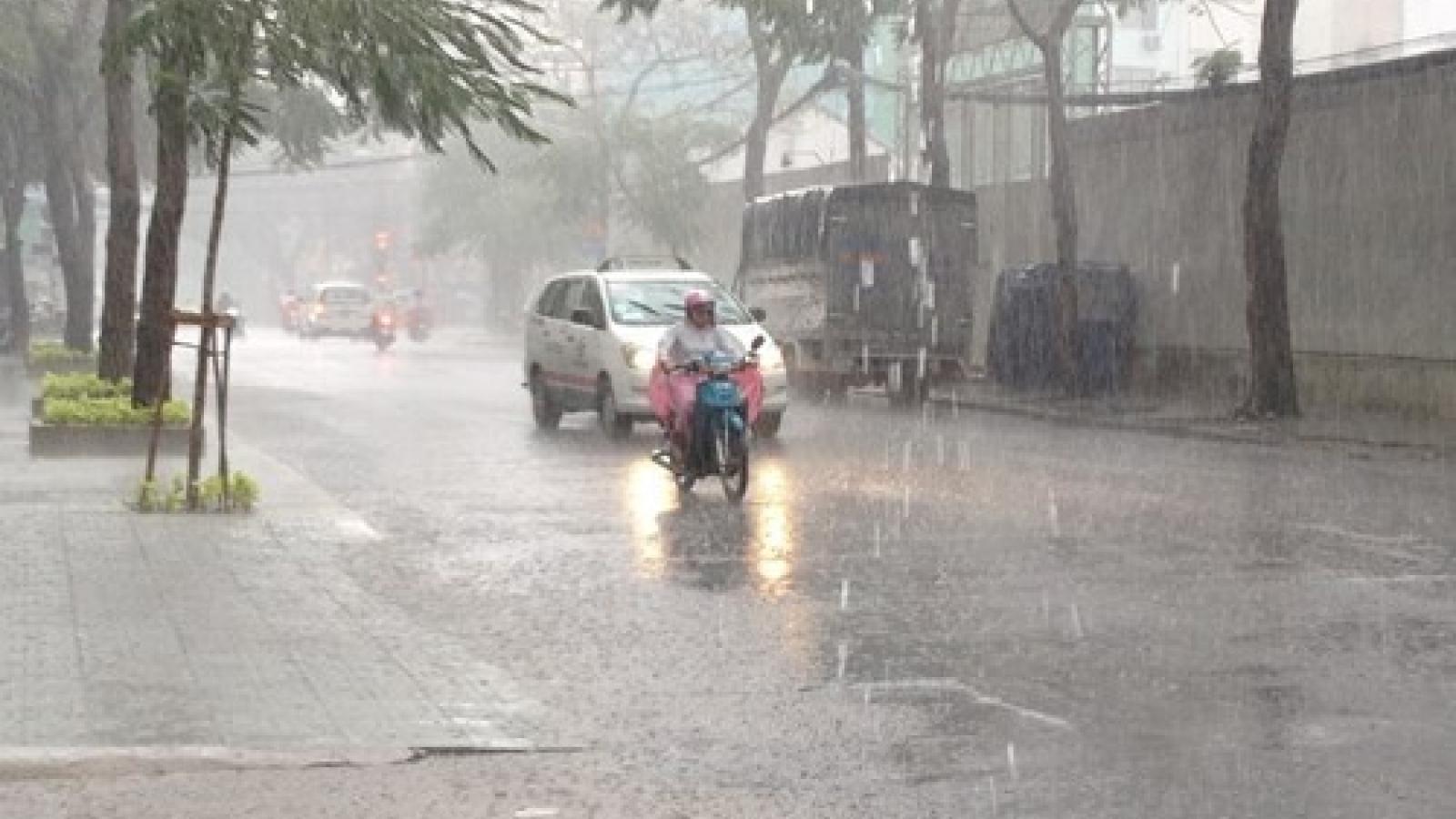 Dự báo thời tiết 31/7: Miền Bắc sắp có mưa lớn