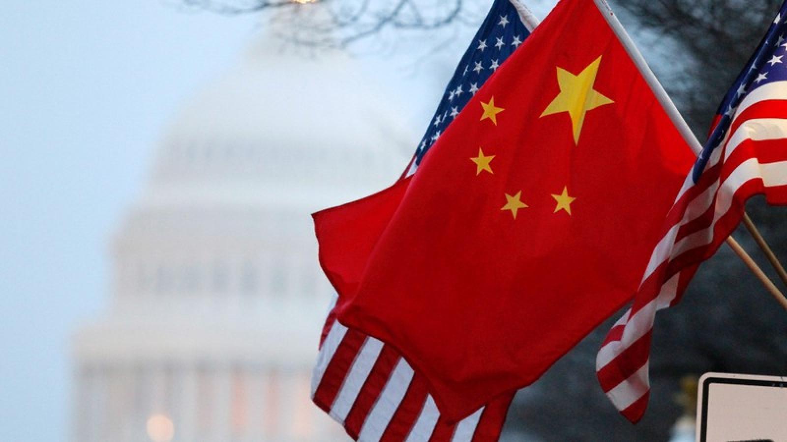 Căng thẳng Mỹ-Trung và hệ luỵ về thương mại, công nghệ, an ninh