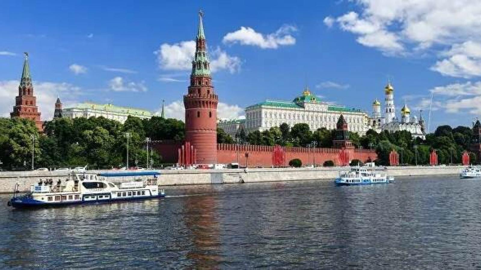 Điện Kremlin coi cuộc bầu cử Tổng thống ở Belarus là việc nội bộ