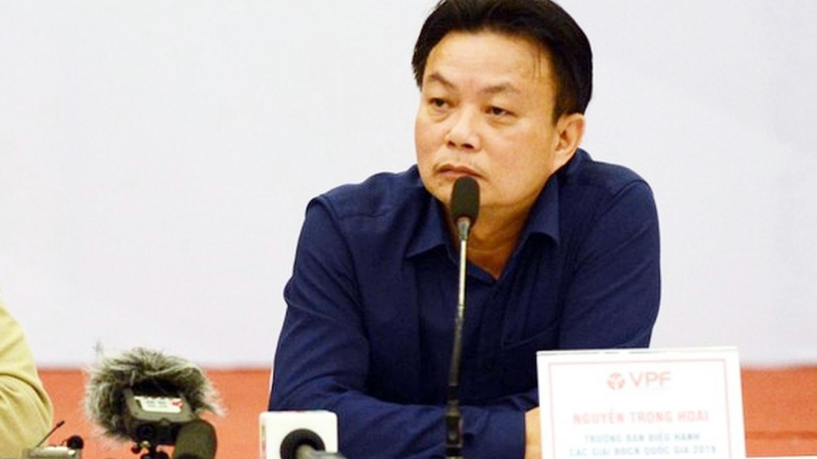 VPF chuẩn bị các phương án đặc biệt cho trận Hà Nội FC - Hải Phòng