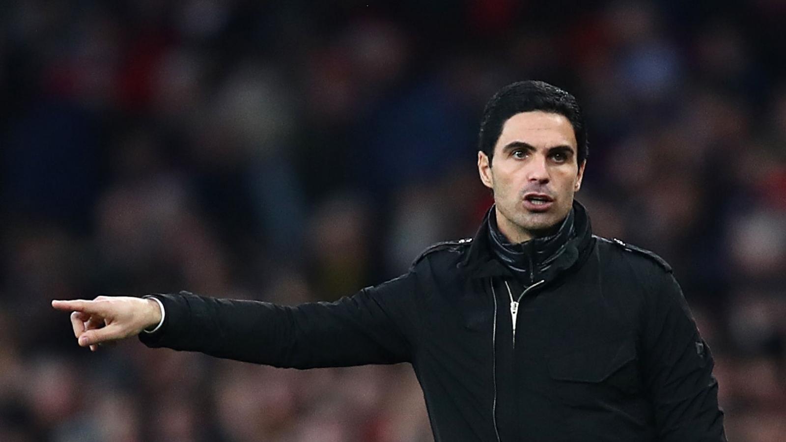 Arsenal - Man City: Mikel Arteta thêm một lần đau?