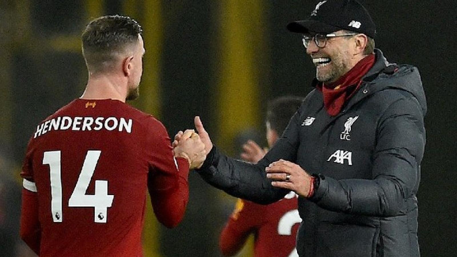 """Liverpool - Burnley: """"Lữ đoàn đỏ"""" đi chinh phục siêu kỷ lục"""