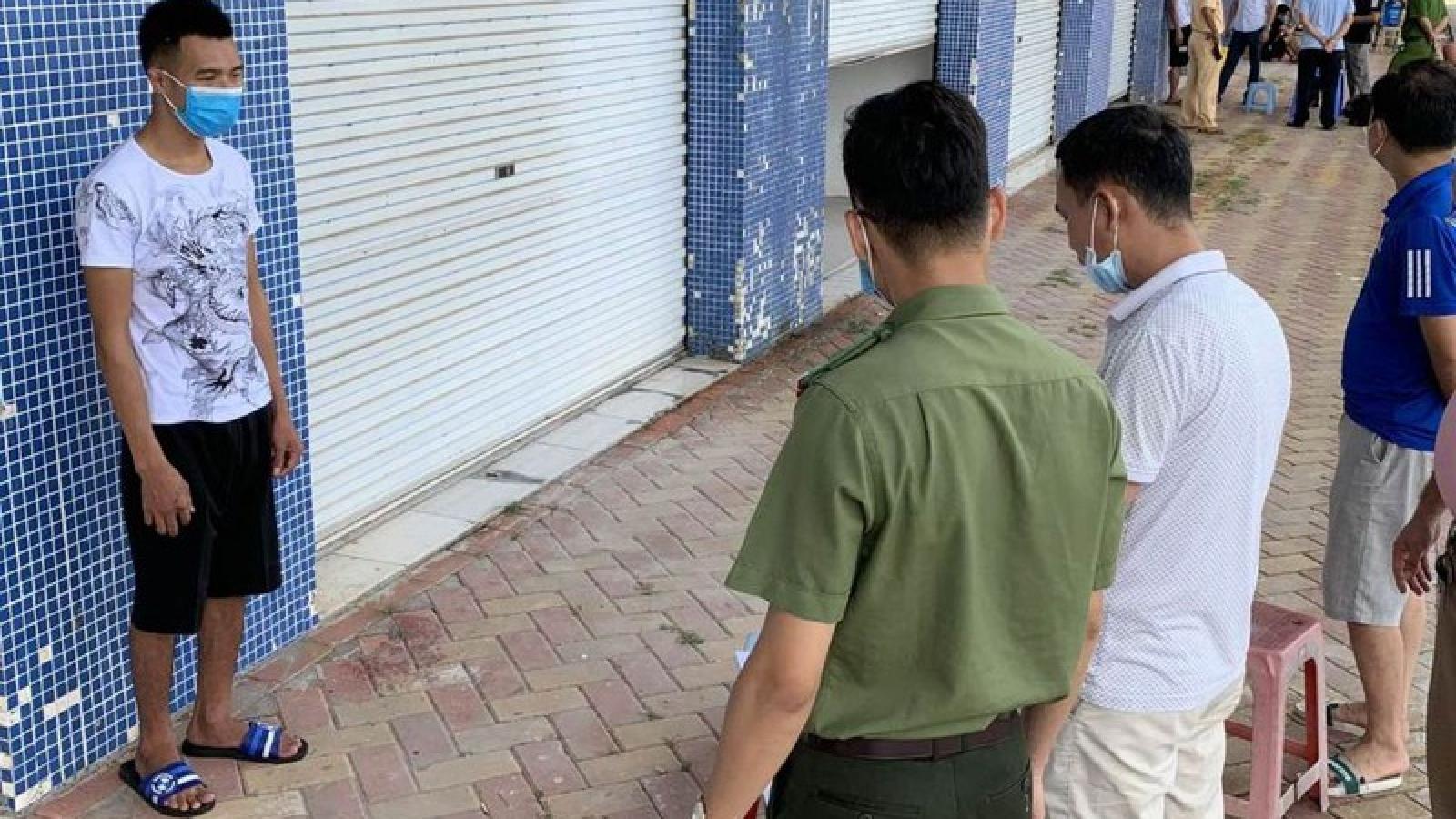 Khởi tố 6 đối tượng đưa người Trung Quốc nhập cảnh trái phép